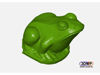 Picture of Frog Sculpture By 3DWP