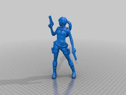Picture of Lara Croft 2