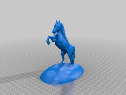 Picture of Arabian Horse Desk Stand By Double_Alfa