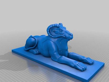 Picture of Jackal Sphinx
