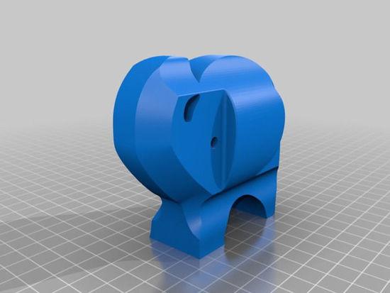 Picture of Stylish Elephant 2
