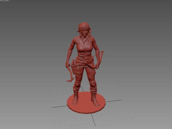 Picture of Lara Croft 2012 2