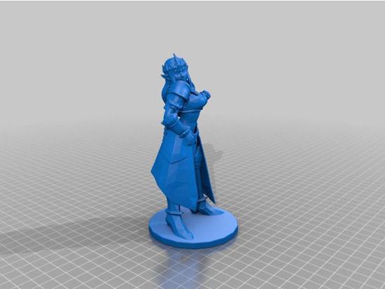 Picture of Princess Zelda