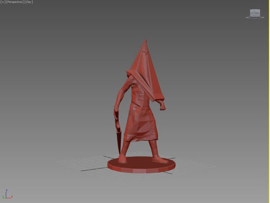 Picture of Pyramid Head