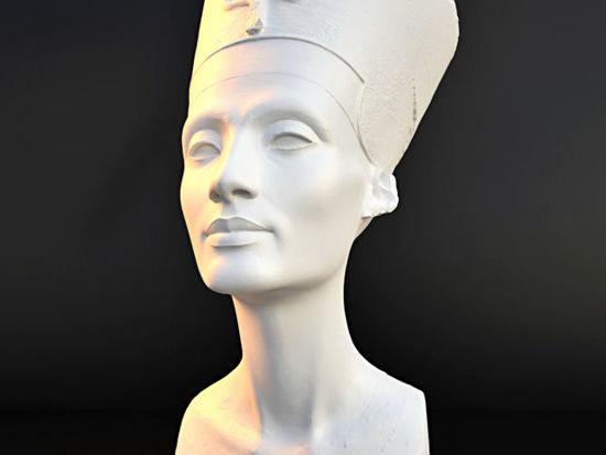 Picture of Nefertiti Bust