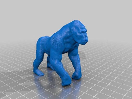Picture of Gorilla