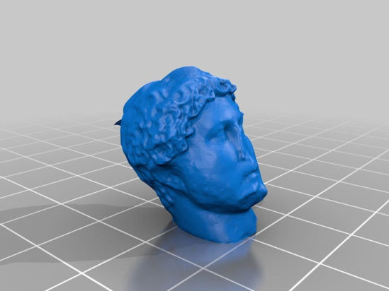 Picture of Hadrian's Head