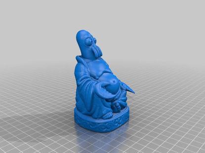 Picture of Zoidberg Buddha
