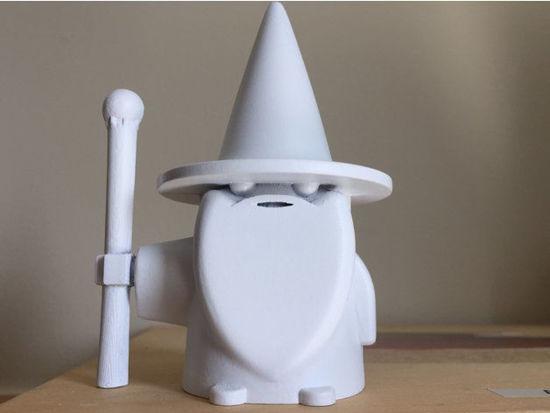 Picture of Little Wizard By Deadlygeek