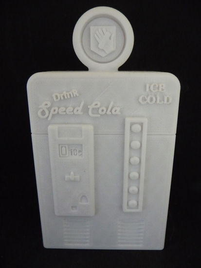 Picture of Speed Cola Machine