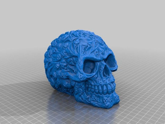 Picture of Skull Of Souls