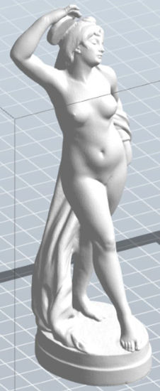Picture of Bacchante