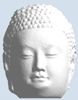 Picture of Buddha Head