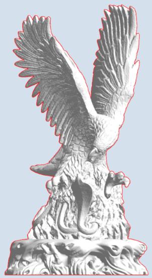 Picture of Eagle Vs Cobra