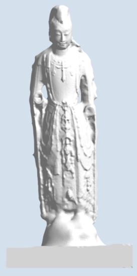 Picture of Standing Bodhisattva