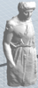 Picture of Figure Of A Youth From A Funerary Stele