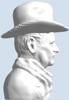 Picture of John Wayne Bust
