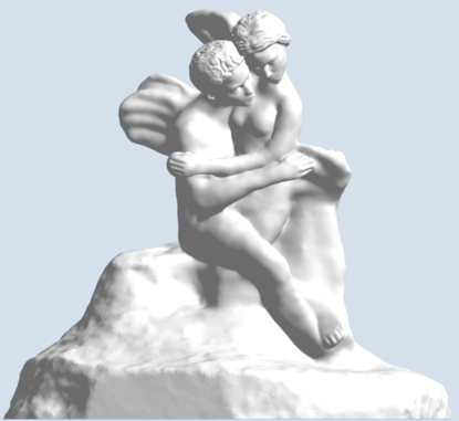 Picture of Cupid And Psyche