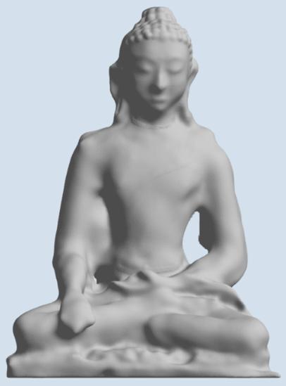 Picture of Buddha Shakyamuni
