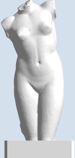 Picture of Female Torso, Esquiline Type