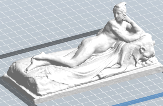 Picture of Reclining Naiad