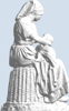 Picture of Peasant Nursing A Baby