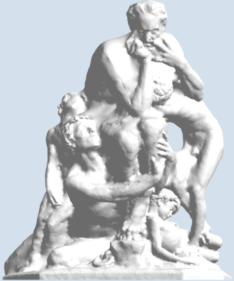 Picture of Ugolino And His Sons