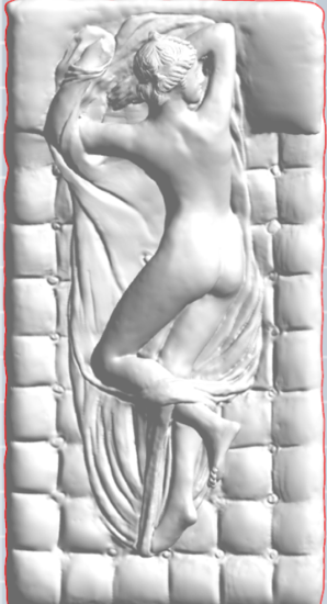 Picture of Sleeping Hermaphroditus