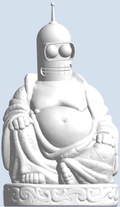 Picture of Bender Buddha