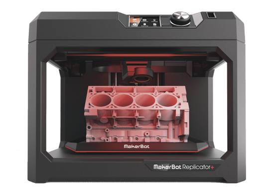 Picture of MakerBot Replicator+