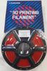 PLA Filament Transparent Red 1kg