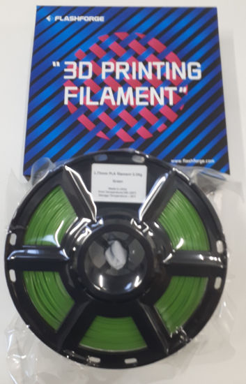 Picture of 0.5kg PLA Green Filament